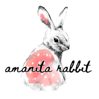 amanita rabbit blog